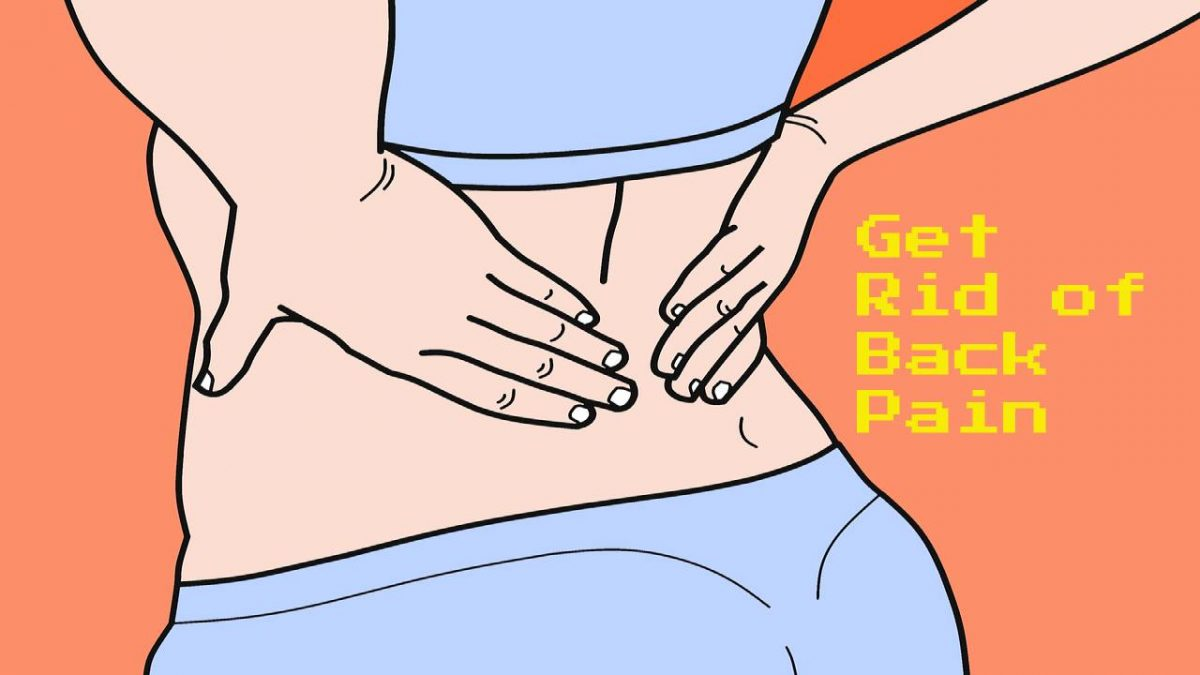 7 Recommended Exercises to Get Rid of Back Pain