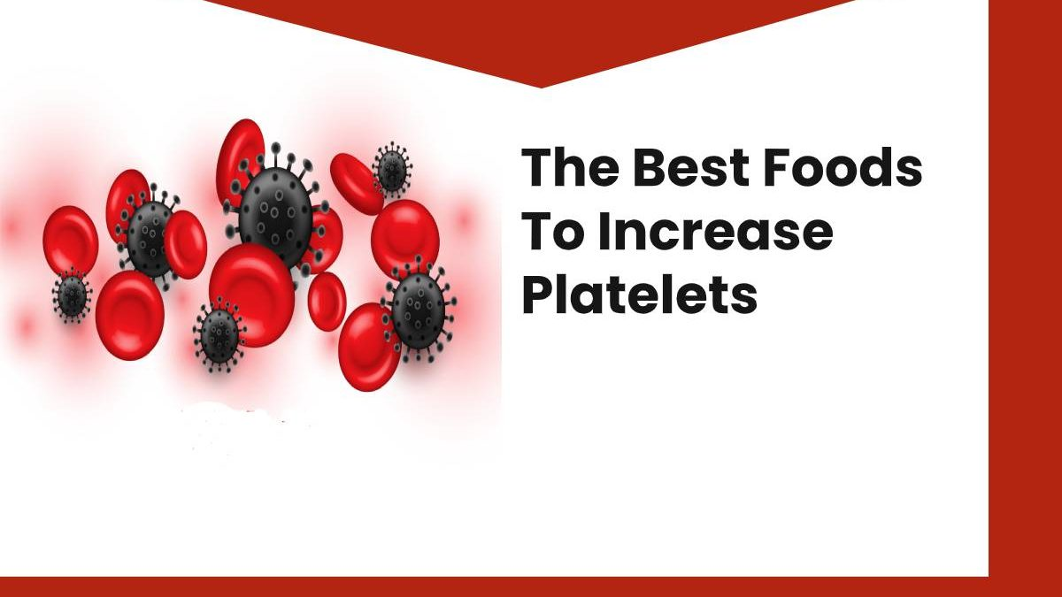 The Best Foods To Increase Platelets