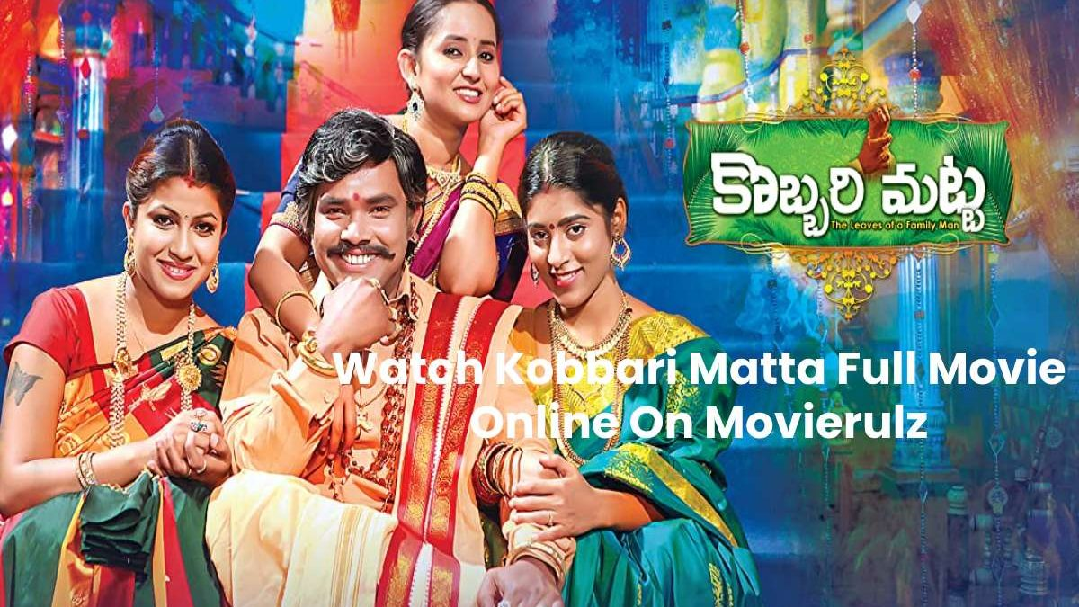 kobbari matta movie download in movierulz