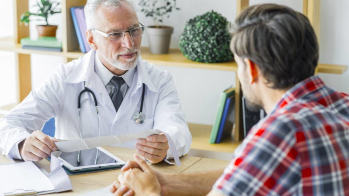 What Happens During A Check-up At A Male Clinic?