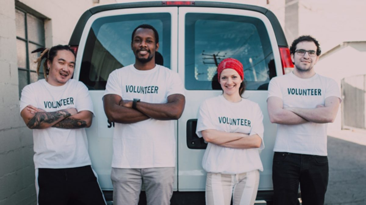 The Benefits of Volunteering In Your Community