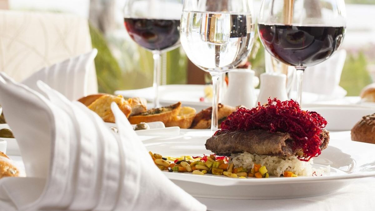 The Best Wines To Pair With Every Food
