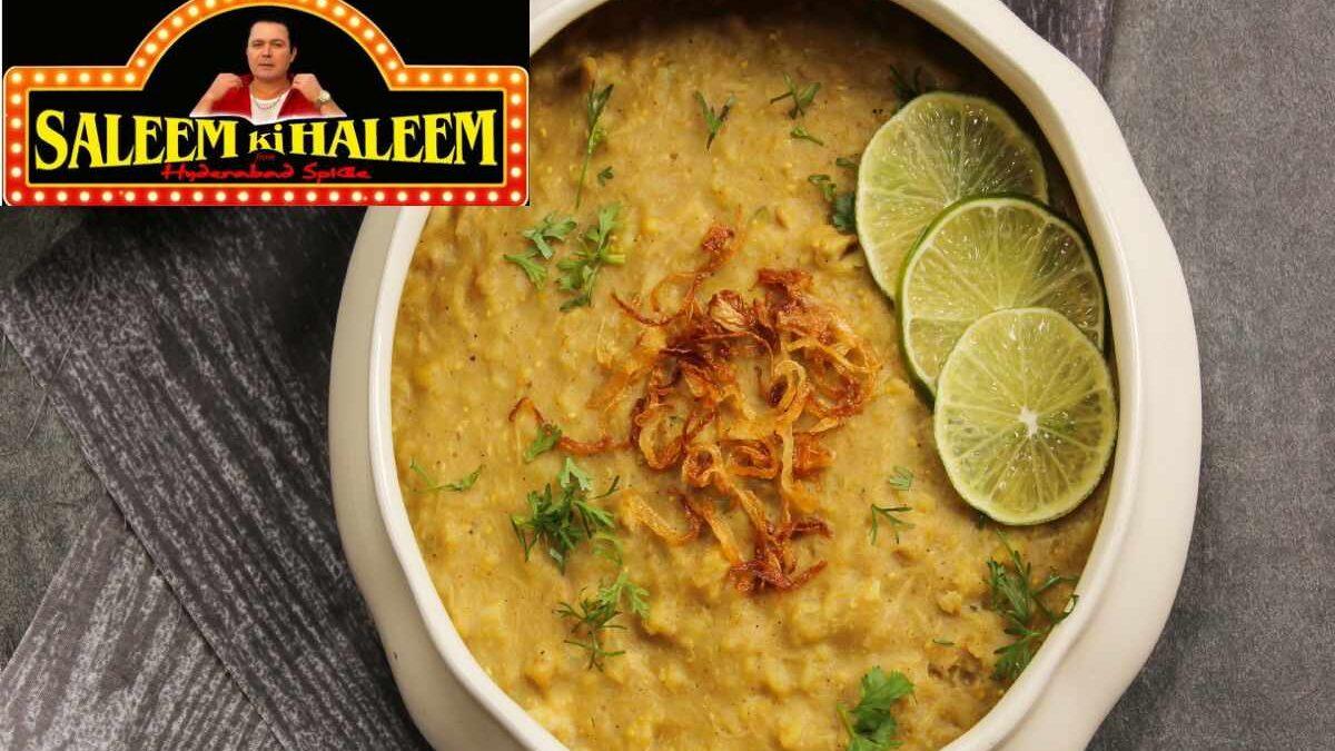 Haleem All Set To Come Back In Iftar Menu