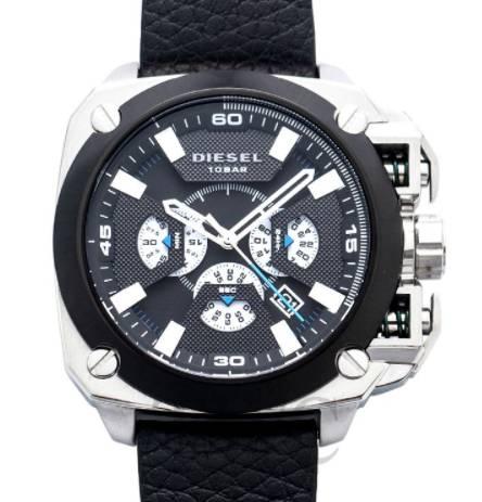 Three Unusual Wrist Watch Designs From The Diesel Wristwatch Collection