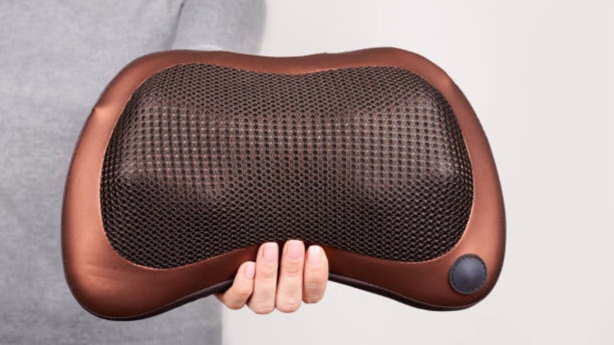 The Best Massage Pillow In 2021