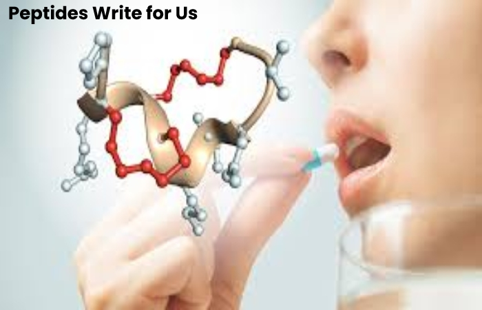 Peptides Write for Us